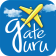 Top Android Travel Application Logo: GateGuru